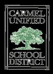 Carmel Unified School District logo