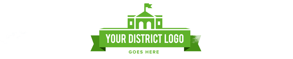 Example School District logo