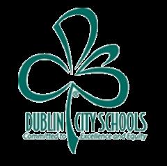 Dublin City Schools logo