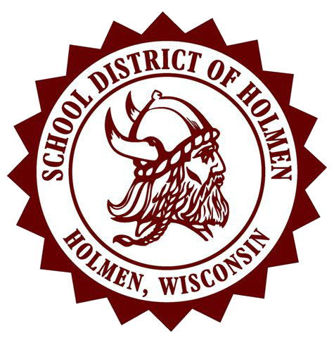 Holmen School District logo