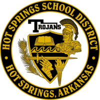 Hot Springs School District logo