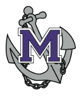 Marinette School District logo