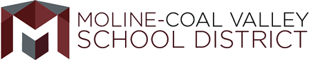 Moline School District 40 logo