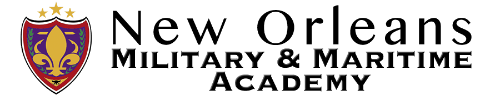 New Orleans Military/Maritime Academy logo