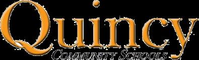 Quincy Community Schools  logo