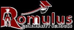 Romulus Schools logo