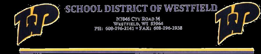 School District of Westfield logo