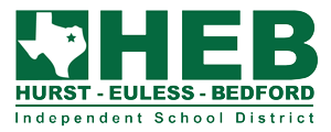 HEB Independent School District logo