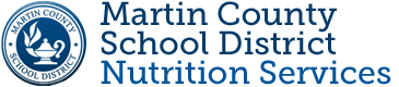 Martin School District Food & Nutrition Services logo
