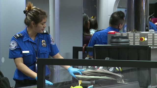 TSA tests screening procedures as airports brace for busy travel weekend