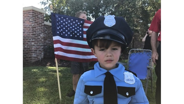Acadiana pays tribute fallen officer