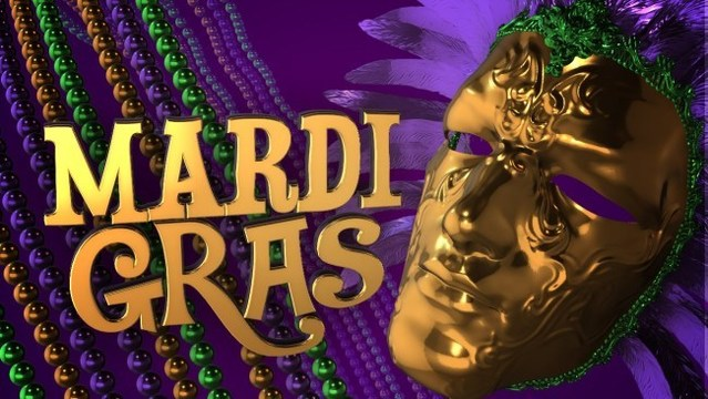 Mardi Gras' King Cakes At Local Bakery