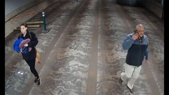 Video released of woman believed to have left baby at Tucson airport