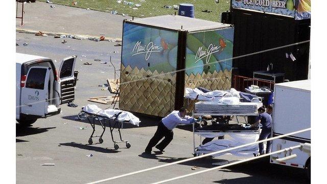 Judge orders media to return mass shooting autopsy report