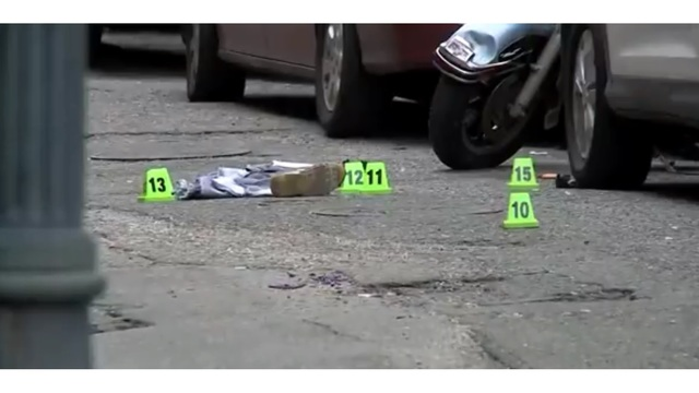Two shootings on St. Charles parade route leave 3 injured