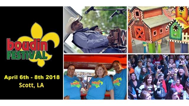 City of Scott readies for Boudin Festival