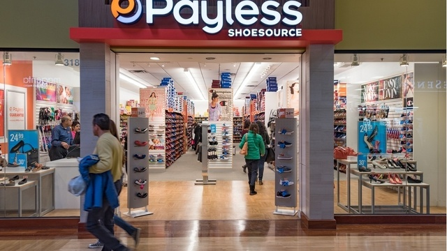 Girl, 2, dies after mirror falls on her at Payless