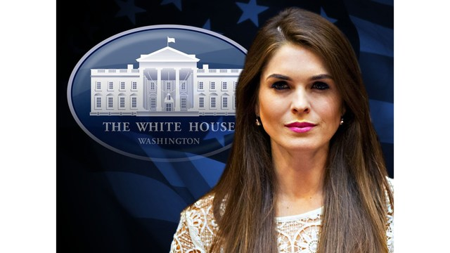 Hope Hicks Told House Panel of Hacked Email Account