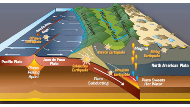 Cascadia Rising: rehearsal for PNW quake, tsunami