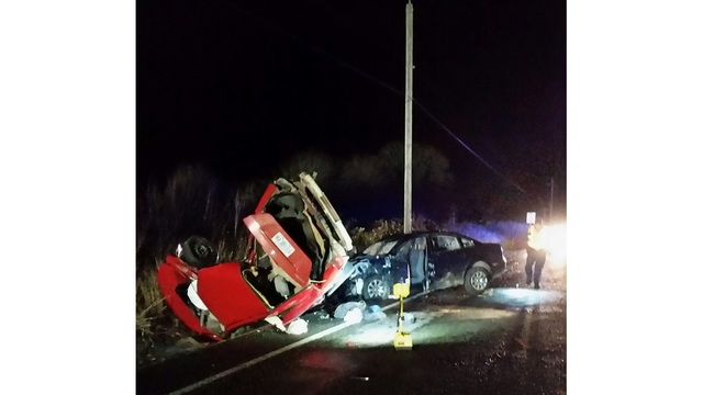 2 killed, 1 injured in Polk County crash