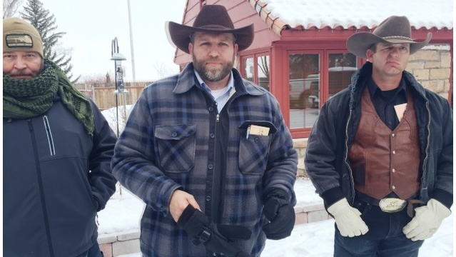 Ryan Bundy wants to be Nevada states' rights governor