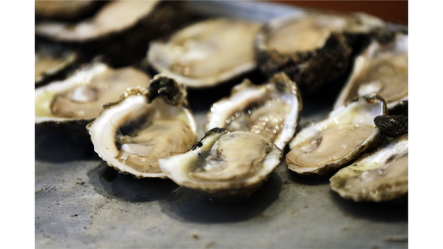 17 get norovirus after eating Newport oysters