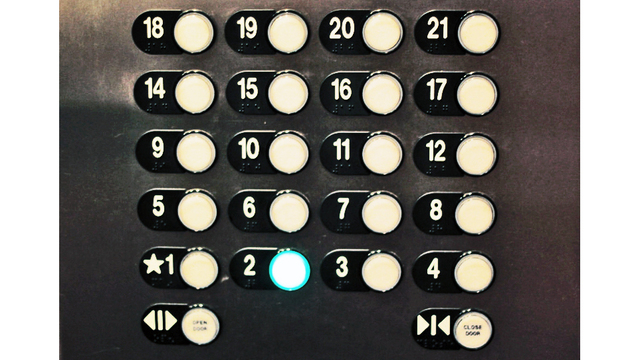 Elevator door-close buttons don't do anything