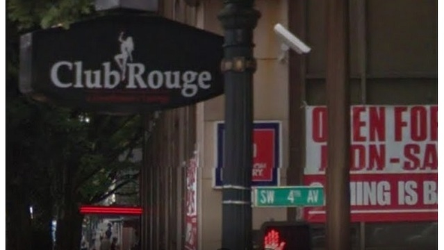 Club Rouge investigated for trafficking minor