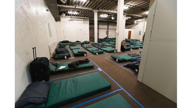 Officials open new downtown Portland homeless shelter