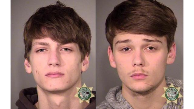 Former students arrested for Cleveland HS fire