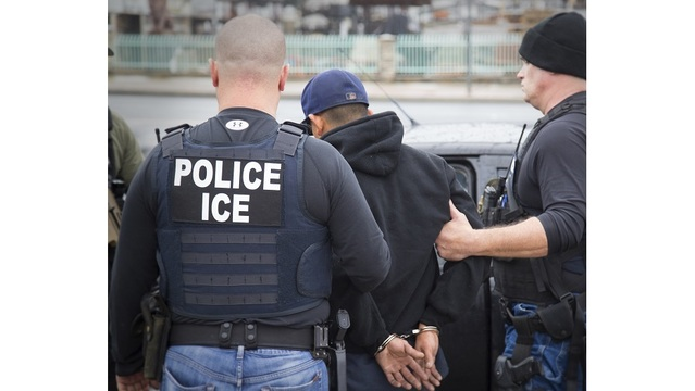 ICE arrests nearly 500 people in 4-day operation
