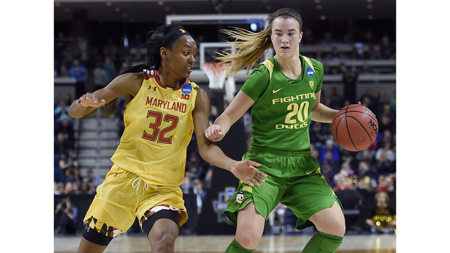 Oregon Ducks get No. 2 seed in NCAA women's tournament