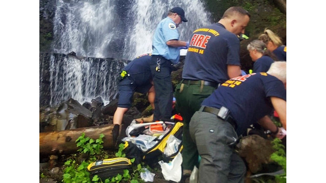 Hiker dies after 150-ft fall at Angel's Rest
