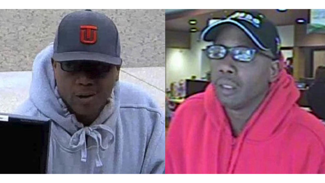 'Foul mouth bandit' wanted for bank robberies