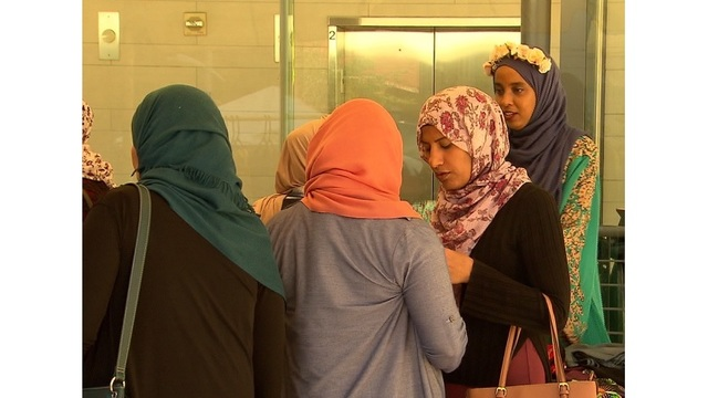 Portland's first Muslim Festival held at Director Park