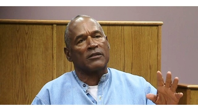 OJ Simpson could be paroled from Nevada