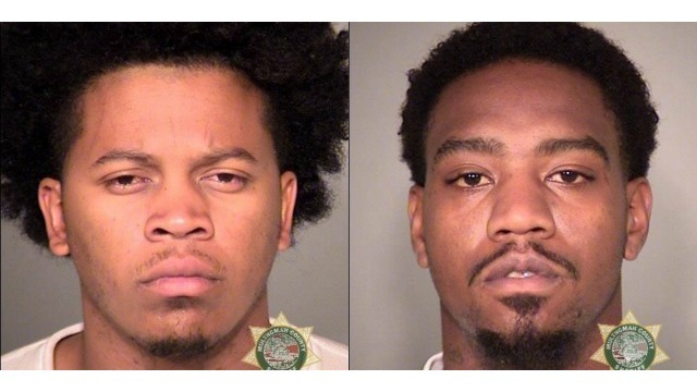 Convicted felons arrested in 2 separate incidents
