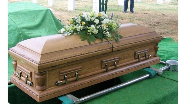 Missouri couple, married 77 years, buried in single casket