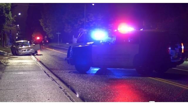 Pedestrian struck in Gresham, woman arrested