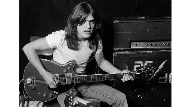 Malcolm Young, AC/DC co-founder and guitarist, dead at 64