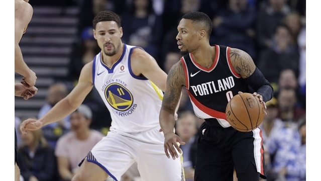 Durant leads short-handed Warriors past Portland