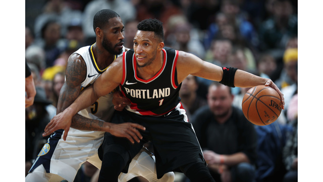Murray's 38 points lead Nuggets over Trail Blazers