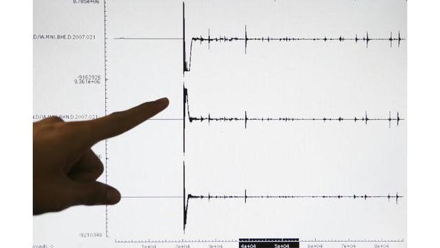 Quake felt around Southern California