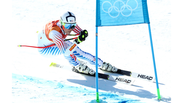 Veteran S. Korean Cross-Country Skier Bids Adieu to Winter Games