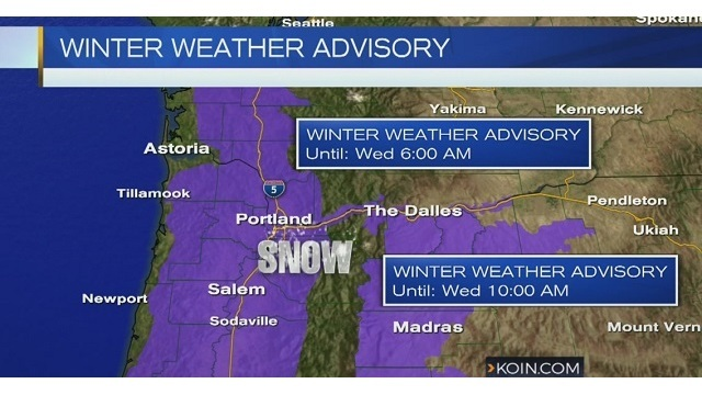 Weekend weather: Winter conditions to continue over region