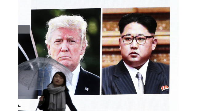 Trump voices confidence North Korea won't conduct missile test amid talks