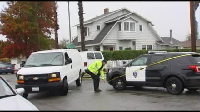 Man with rake killed by police in Santa Cruz identified