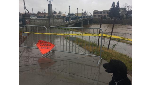VIDEO: Napa River flooding, Russian River may be next