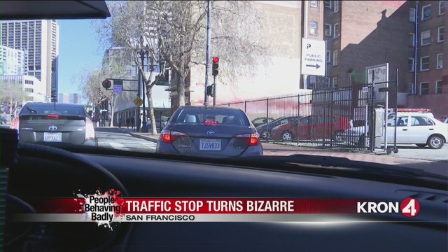 People Behaving Badly: Parking confrontation gets interesting in San Francisco