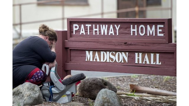 Gunman takes 3 people hostage at California veterans home